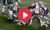 Mark Sanchez Butt Fumble