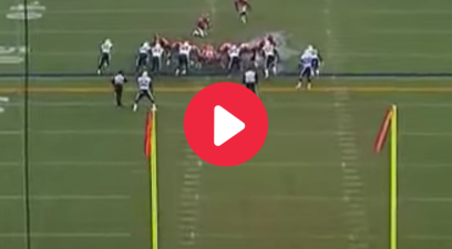 The NFL's Longest Field Goal Ever Barely Cleared the Goal Post