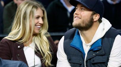 Matthew Stafford is a Proud Girl Dad With 4 Young Daughters