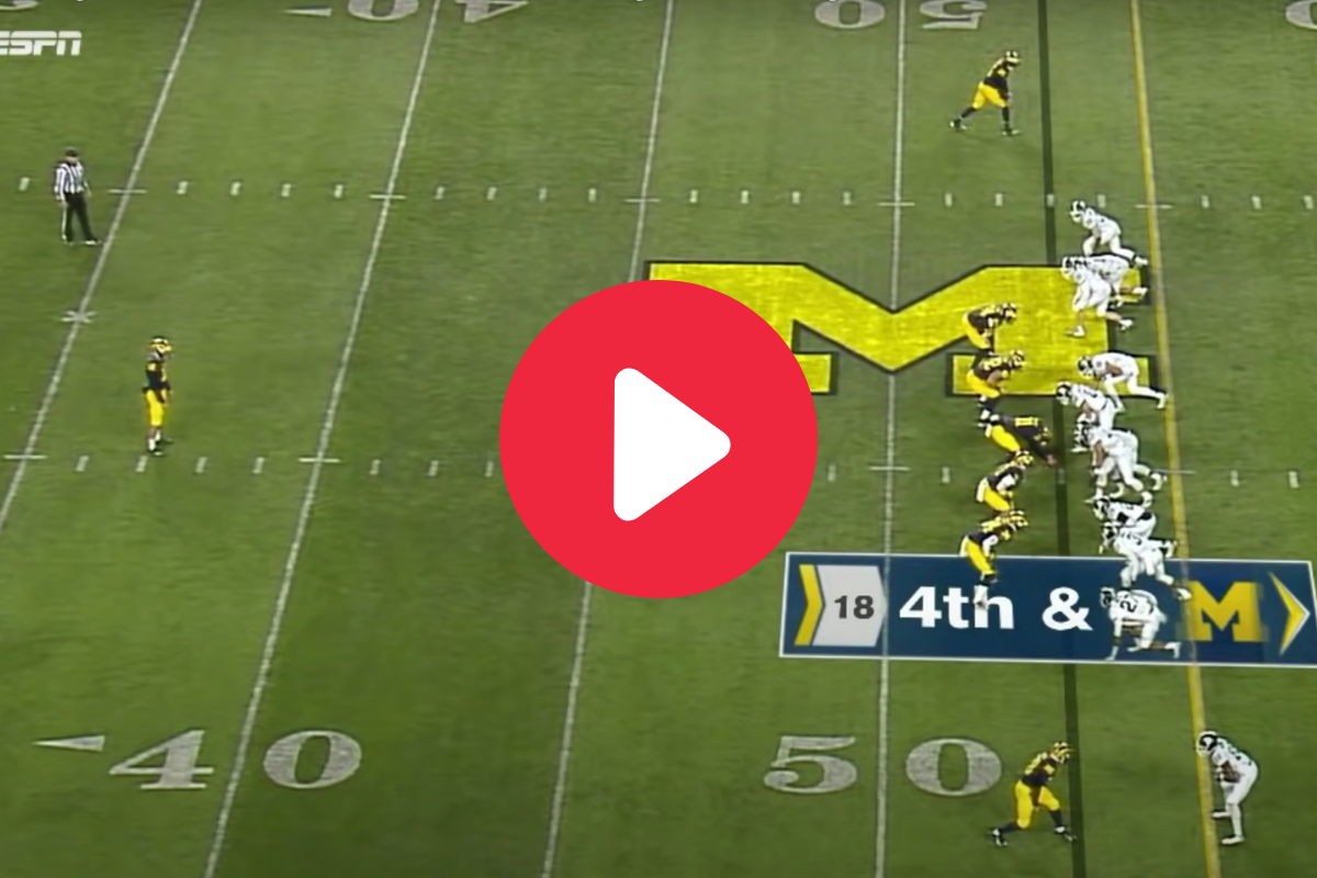 """""""The Gift Six"""" Left Michigan Fans Completely Speechless"""