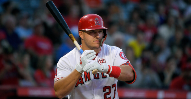 Mike Trout's Walk-Up Song Choices Are Obvious: Big Hits Only