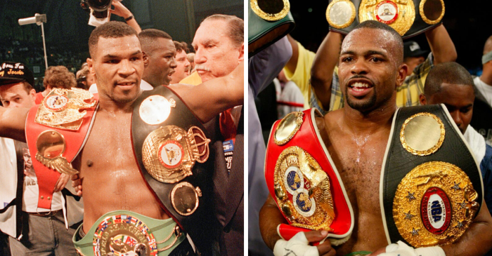 Mike Tyson vs. Roy Jones Jr. Confirmed for 8-Round Boxing Match