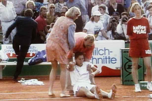 The Monica Seles Stabbing Remains Tennis' Darkest Day