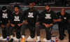 NBA Players Kneel