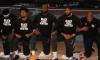 NBA Players Kneel