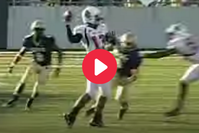 "The ""Double Pass"" Trick Play TD That Looked Impossible to Stop"