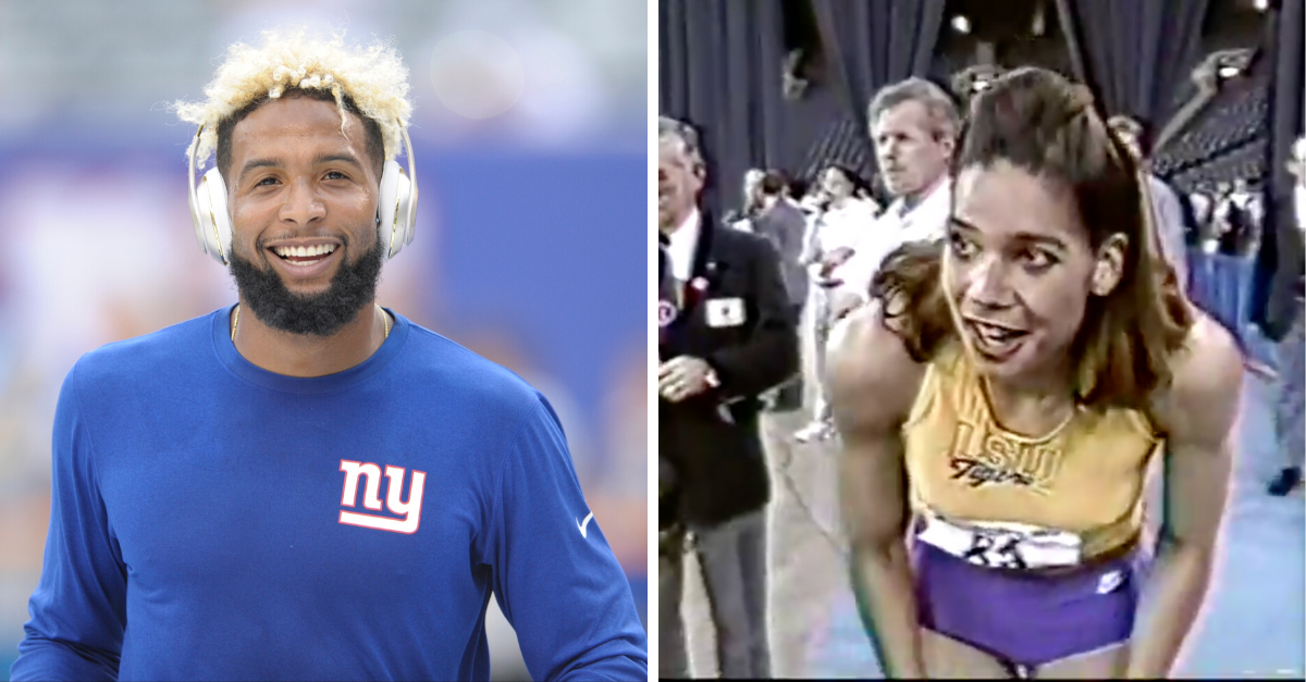 Odell Beckham Jr S Mom Who Is Heather Van Norman Fanbuzz