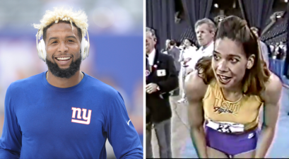 Odell Beckham Jr.'s Mom Was an NCAA Champion at LSU