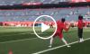 Patrick Mahomes 90 Yard Throw