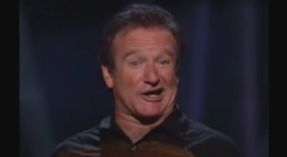 Robin Williams' Hysterical Joke Explains How Golf Was Invented