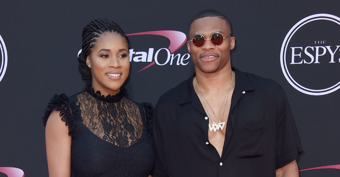 Russell Westbrook Married His College Sweetheart, And They're Changing Lives