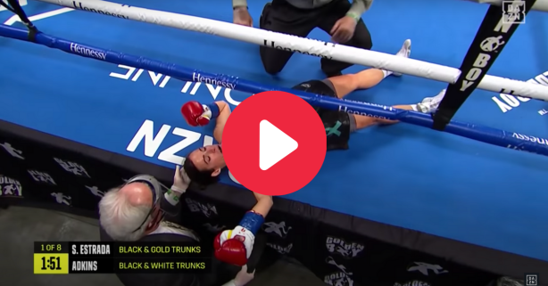 Female Boxer Violently KOs Opponent in 7 Seconds