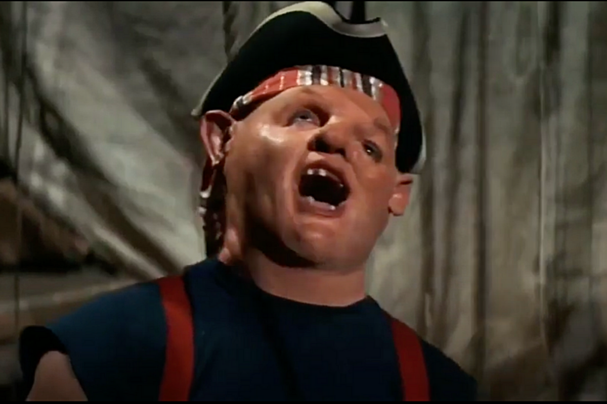 Sloth From 'The Goonies' Won 2 Super Bowl Rings