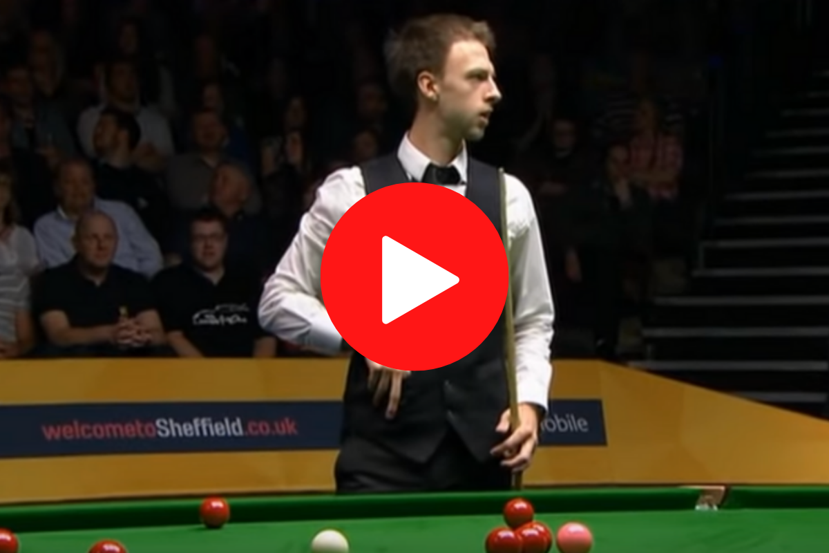 Huge Fart Ripped in Audience Disrupts Televised Snooker Match