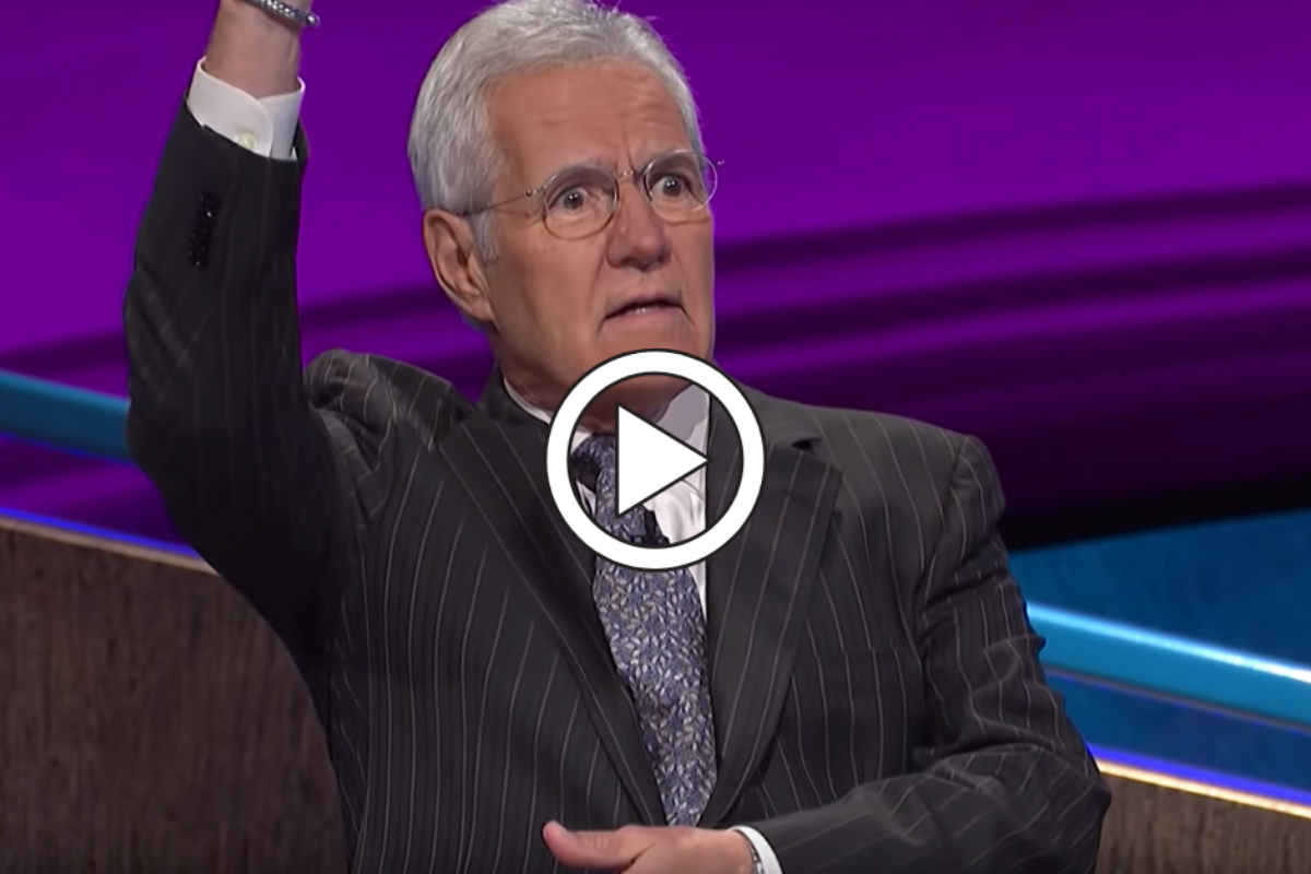 Alex Trebek Made Everyone Laugh When Jeopardy! Contestants Failed on Easy Football Questions