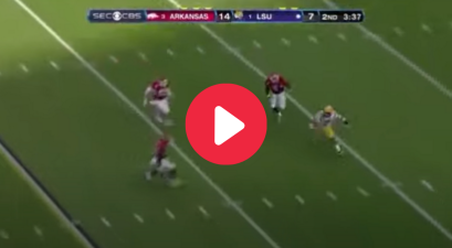 Tyrann Mathieu's 92-Yard Punt Return Delivered a Classic Jim Hawthorne Call
