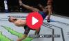 UFC Matrix Kick