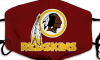 Washington Redskins logo, memorabilia