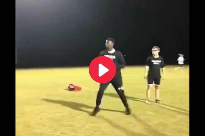 Zion Williamson's 70-Yard Football Throw Showed His Crazy Strength