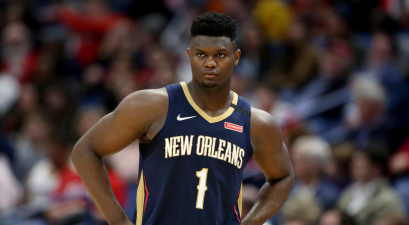 "Zion Williamson Leaves NBA Bubble for ""Family Medical Matter"""