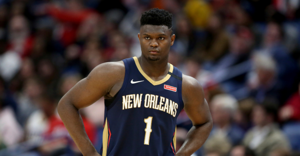 """Zion Williamson Leaves NBA Bubble for """"Family Medical Matter"""""""