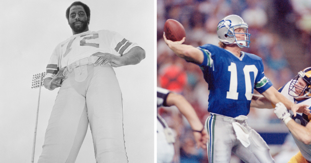 The Tallest NFL Players In History Tower Over Everyone
