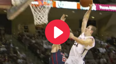 "Alex Caruso's Poster Dunk on Ole Miss Gave Birth to ""The Carushow"""