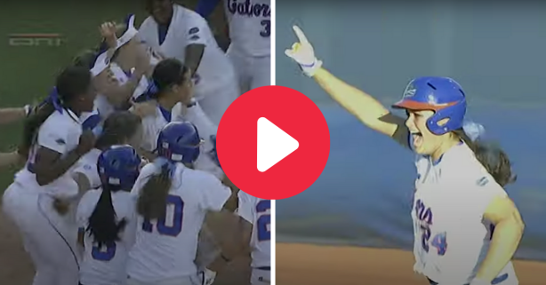 Ali Gardiner's Heroic Grand Slam Sent Florida to WCWS Final