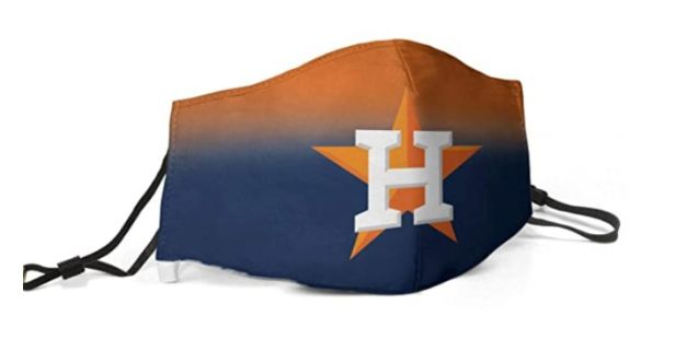 Astros Fans Love These Houston Astros Face Masks