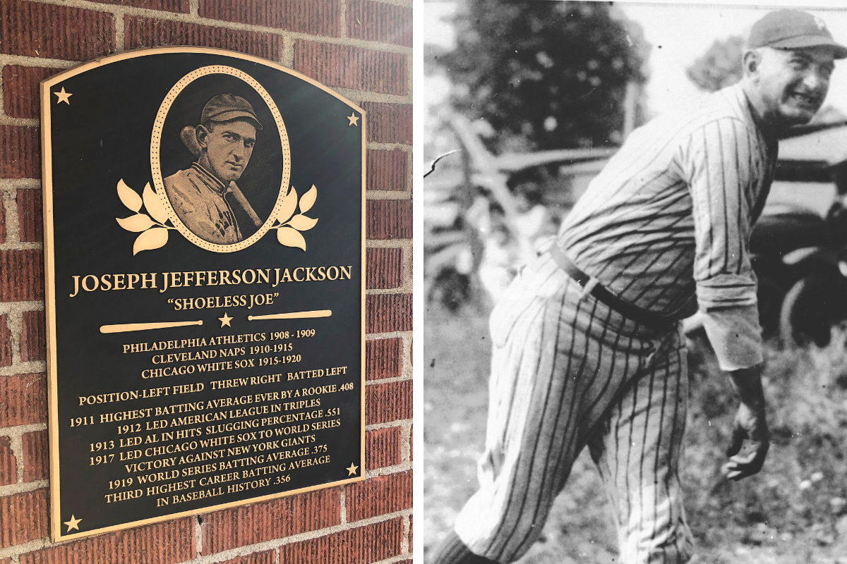 """The """"Black Sox Scandal"""" Stained Baseball, And Ruined Shoeless Joe's Legacy"""