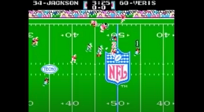 'Tecmo Bowl' Bo Jackson Was the Ultimate Video Game Cheat Code
