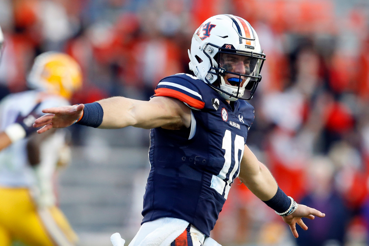 Auburn's 2021 Schedule is No Picnic for the Tigers
