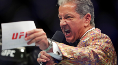 Bruce Buffer Makes a Boatload of Cash Each Fight