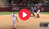 Carsyn Gordon FSU Home Run