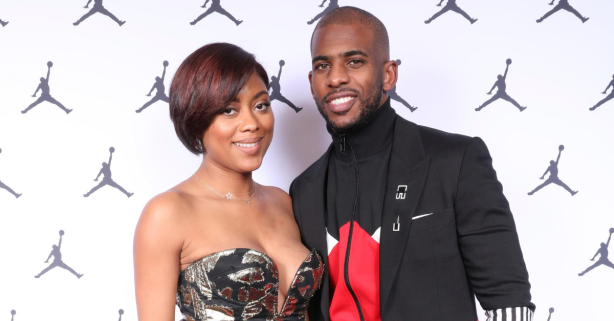 Chris Paul's Wife Matches His Competitive Drive Off the Court