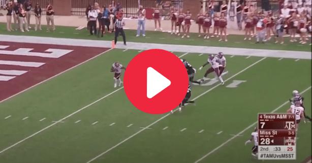 Christian Kirk's 93-Yard Punt Return Took Just 13 Seconds
