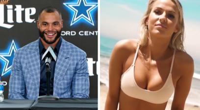 Who is Dak Prescott's Model Girlfriend?