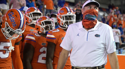 Florida's 2021 Schedules Gives Gators an Early CFP Test