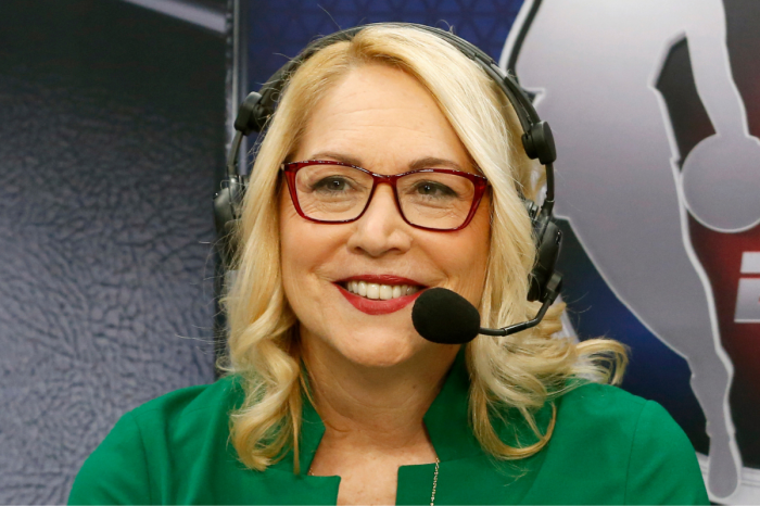 Doris Burke is a Basketball Genius With a Big Bank Account