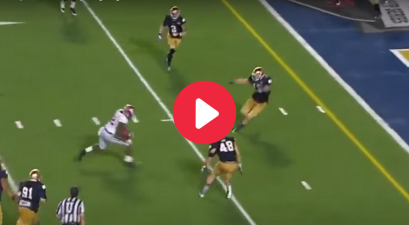 Eddie Lacy's Spin Move TD Made Notre Dame Look Silly