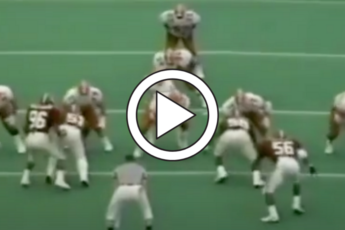 Emmitt Smith Torched Alabama in His First Ever Florida Start
