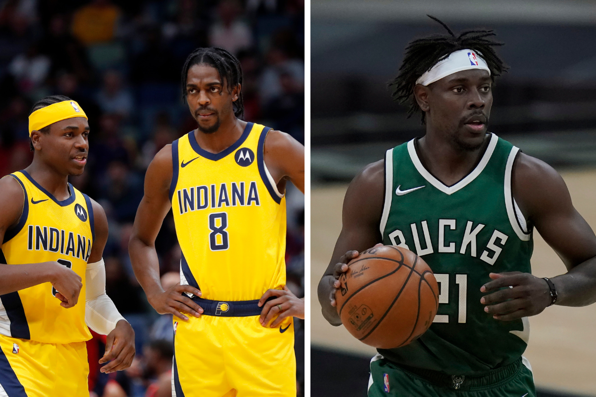 The Holiday Brothers Are The NBA's Best Sibling Trio