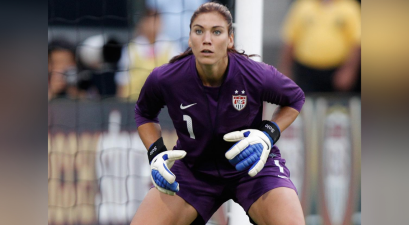 Hope Solo Ran Naked Down a Street Before ESPN Photoshoot