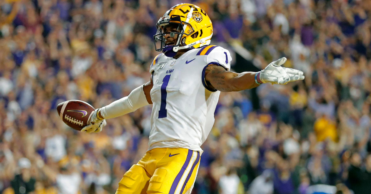 LSU's Ja'Marr Chase Pens Heartfelt Letter to Tiger Nation