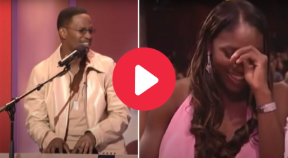 Jamie Foxx Serenades Serena Williams in Hilarious ESPYs Flashback