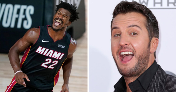 Jimmy Butler's Close Friendship With Luke Bryan is True Bromance