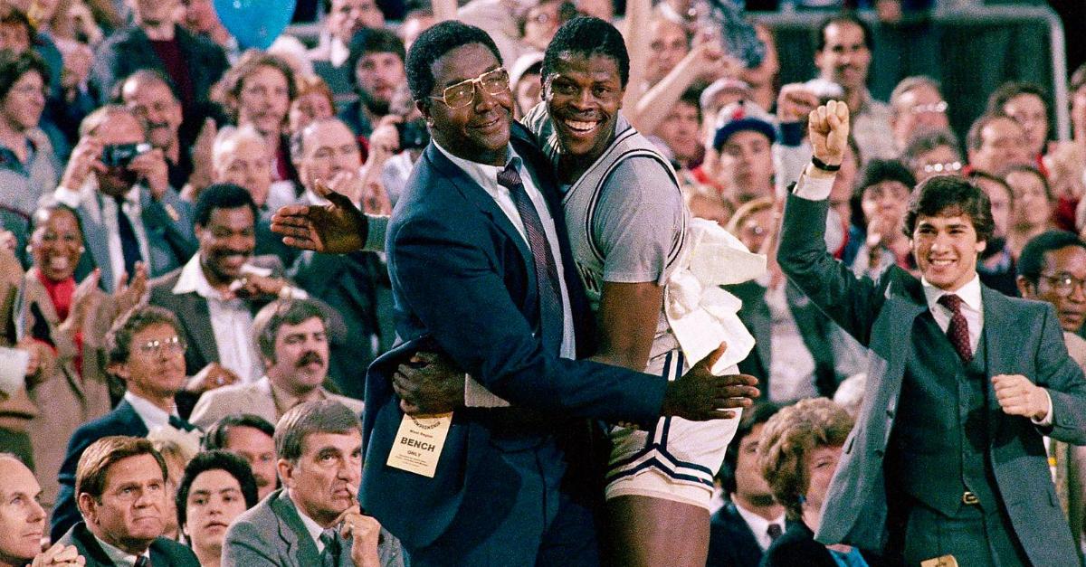 John Thompson, Legendary Georgetown Coach, Dead at 78