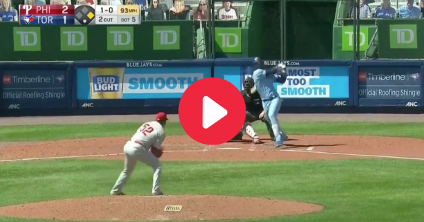 Pitcher Takes 105 MPH Comebacker to the Groin, But Still Records the Out
