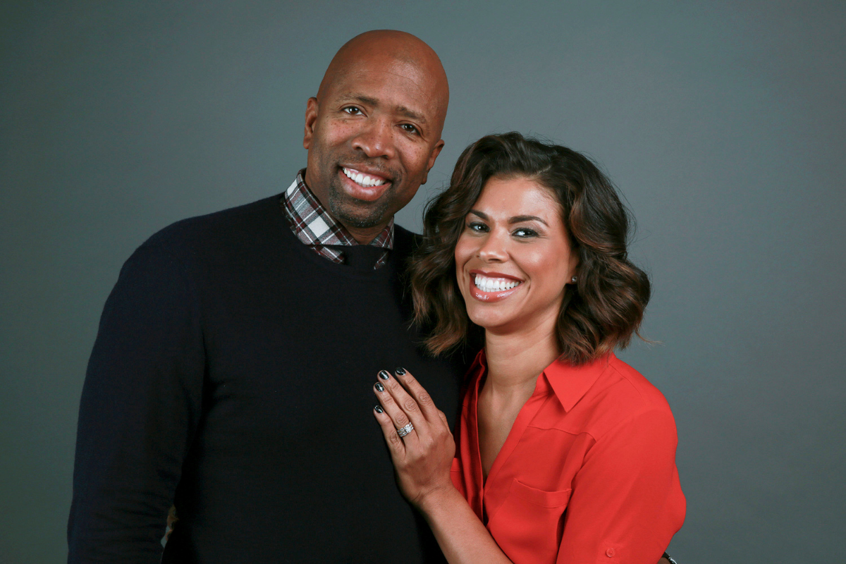 Kenny Smith Married a Famous Model from 'The Price is Right'