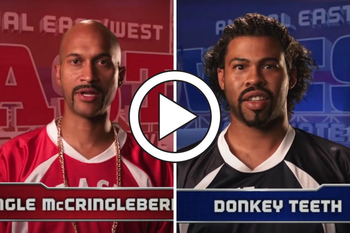 """Key & Peele's Classic """"Football Names"""" Sketches Are Still Hilarious"""